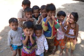 Kids in Orphanage