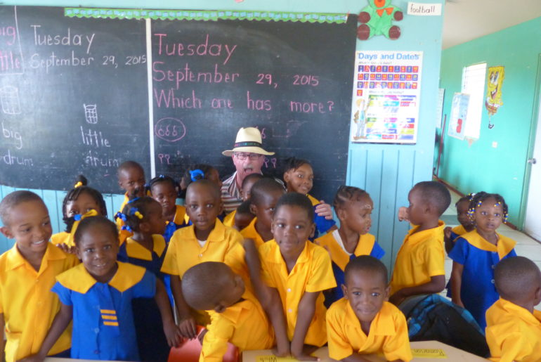 School in Jamaica