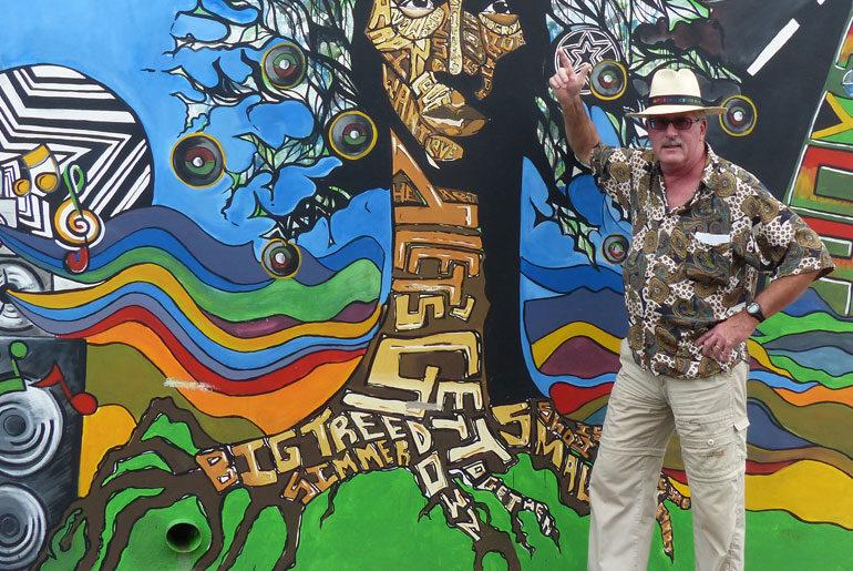 Bob Marley in Jamaica