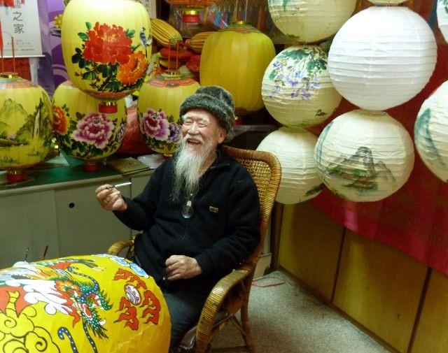 Old Man in Southern Taiwan