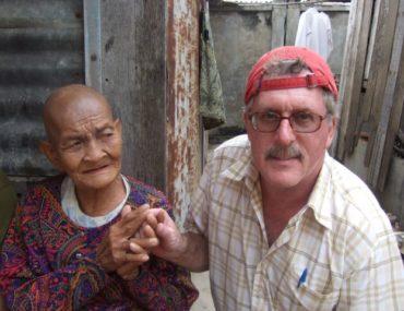 Old Folks Home in Cambodia