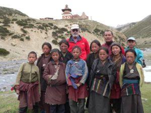 Tibet School Kids